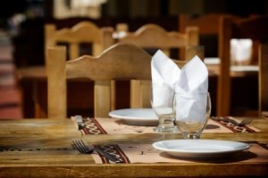 Spice up you restaurants tables linens and napkins