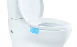 Toilet with Eco Clip 2.0